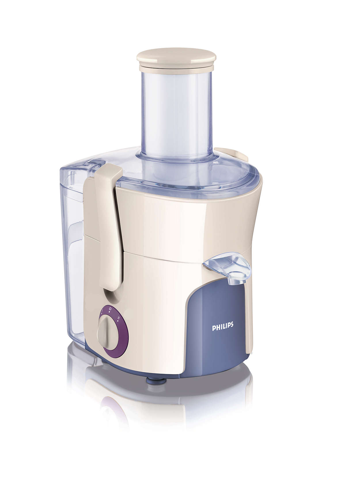 Viva collection centrifugeuse hr1853 00 philips - Centrifugeuse extracteur de jus ...