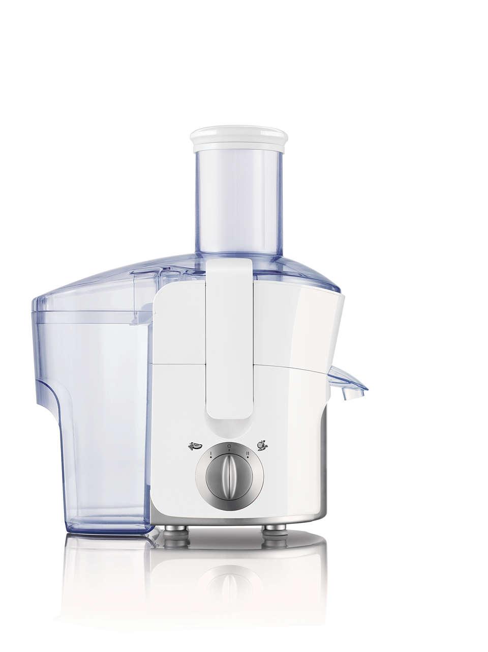 Łatwy sposób na przygotowanie zdrowego soku