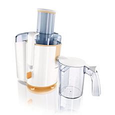 HR1858/00 Pure Essentials Collection เครื่องสกัดน้ำผลไม้