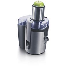 HR1865/00 Aluminium Collection Råsaftcentrifug