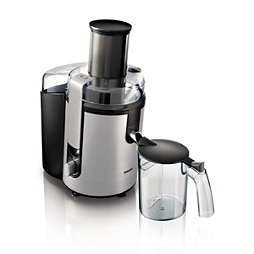 Aluminium Collection Juicer