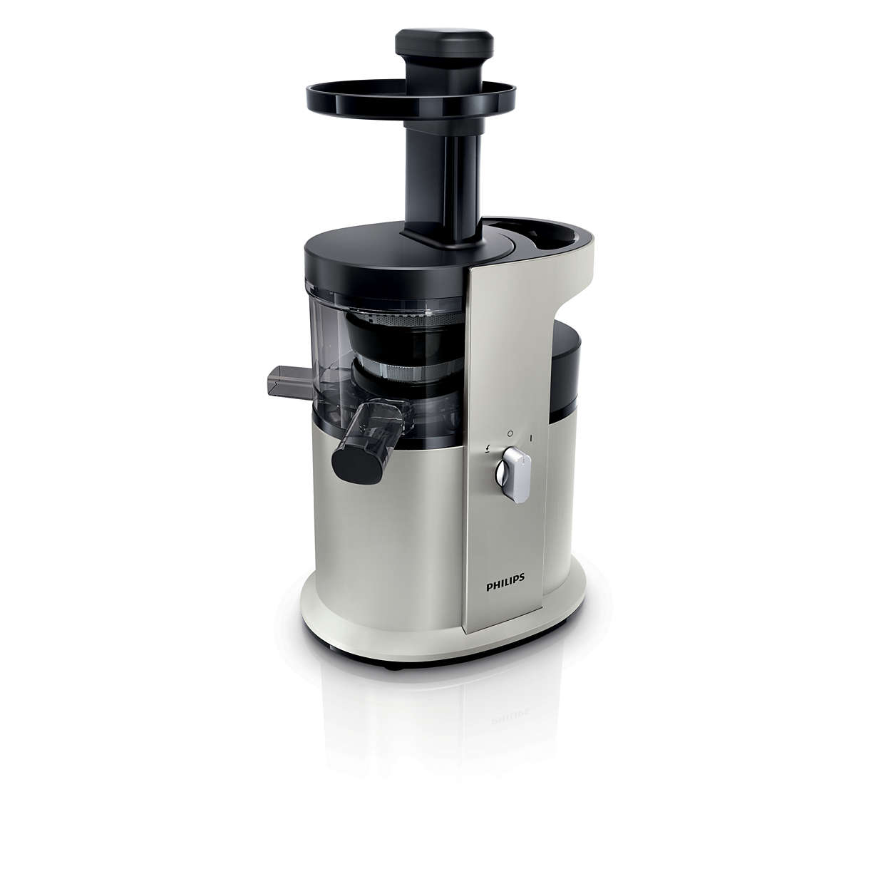 Philips Slow Juicer Vs Panasonic : Avance Collection Slow Juicer HR1882/31 Philips