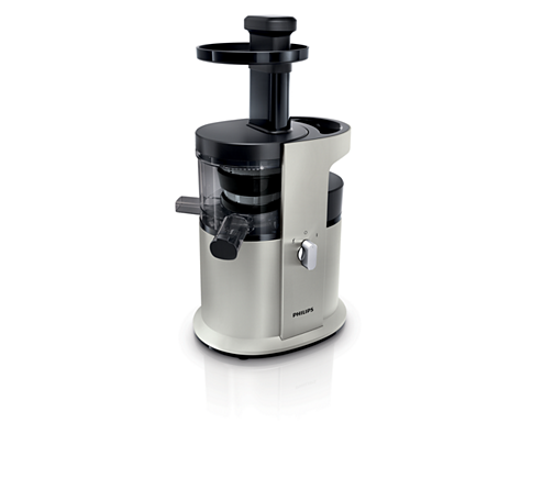Philips Avance Collection Slowjuicer Test : Avance Collection Slow Juicer HR1882/31 Philips