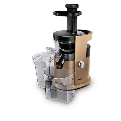 Avance Collection Slow Juicer con funzione sorbetto