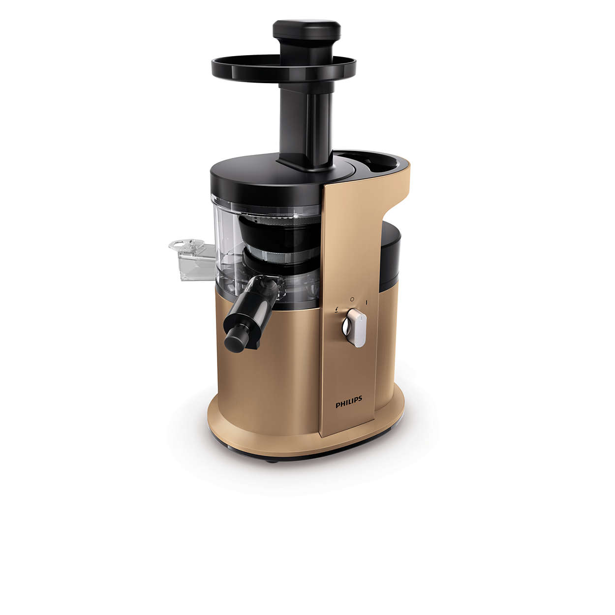 Slow Juicer Sorbetto : Avance Collection Slow Juicer con funzione sorbetto HR1883/31 Philips