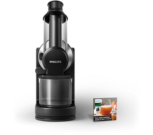 Viva Collection Masticating Juicer Hr1889 70 Philips