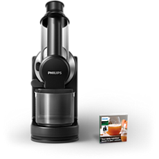 HR1889/71 Viva Collection Masticating juicer