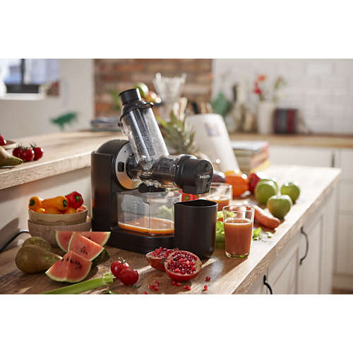 Viva Collection Masticating juicer