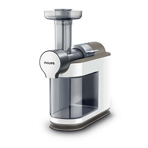 Avance Collection Slowjuicer (Kallpress)