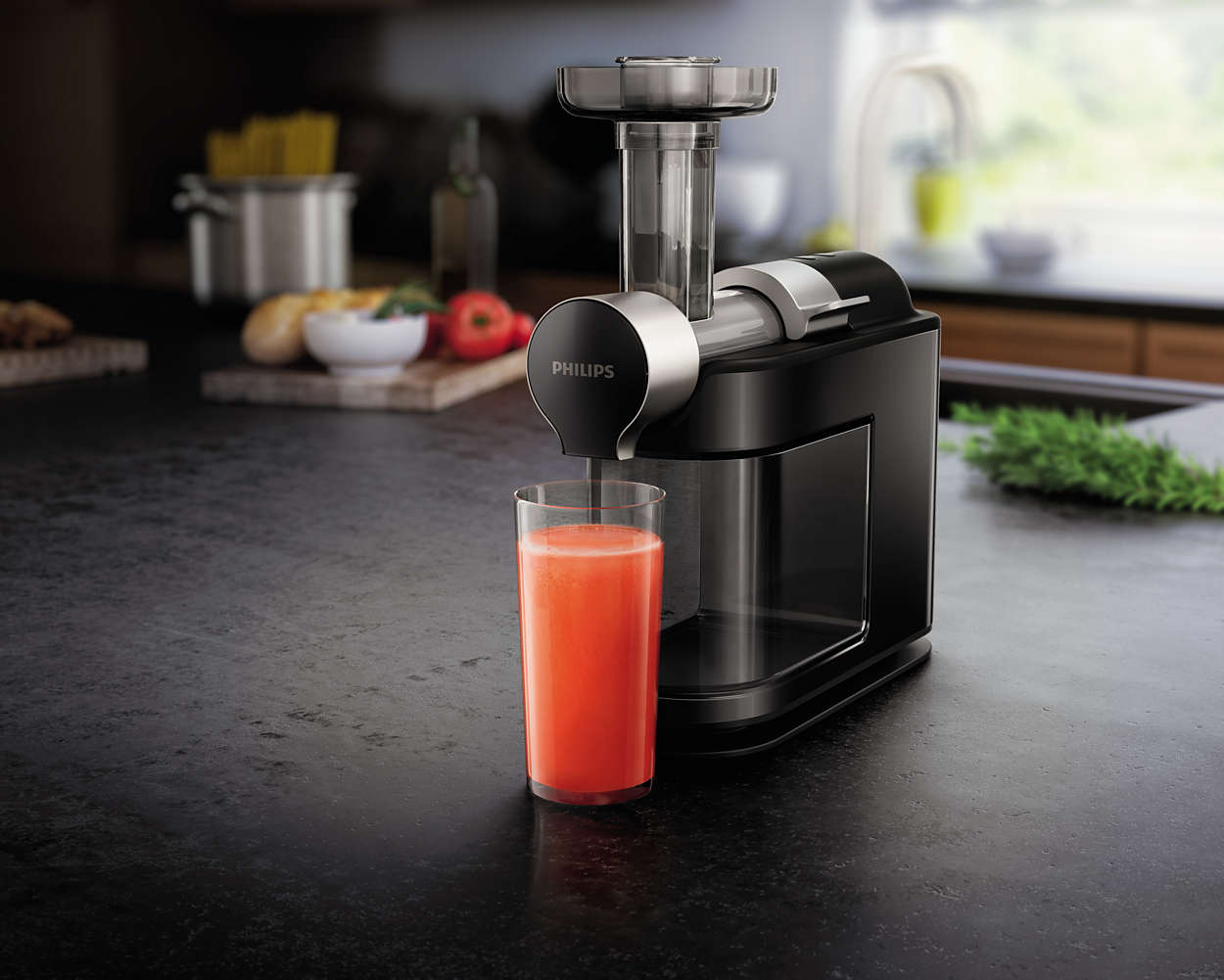 Avance Collection Masticating juicer HR1895/74 | Philips