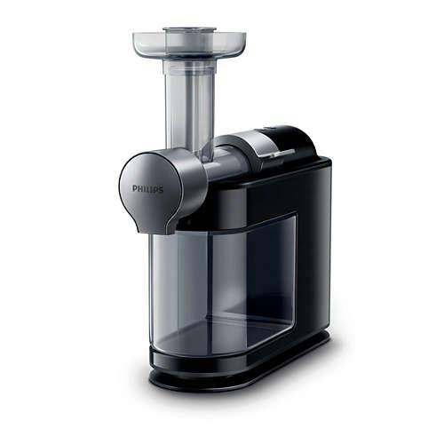 Avance Collection Slowjuicer (Kallpress)