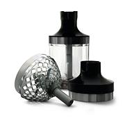 Avance Collection Hachoir grand format avec accessoire multihachoir