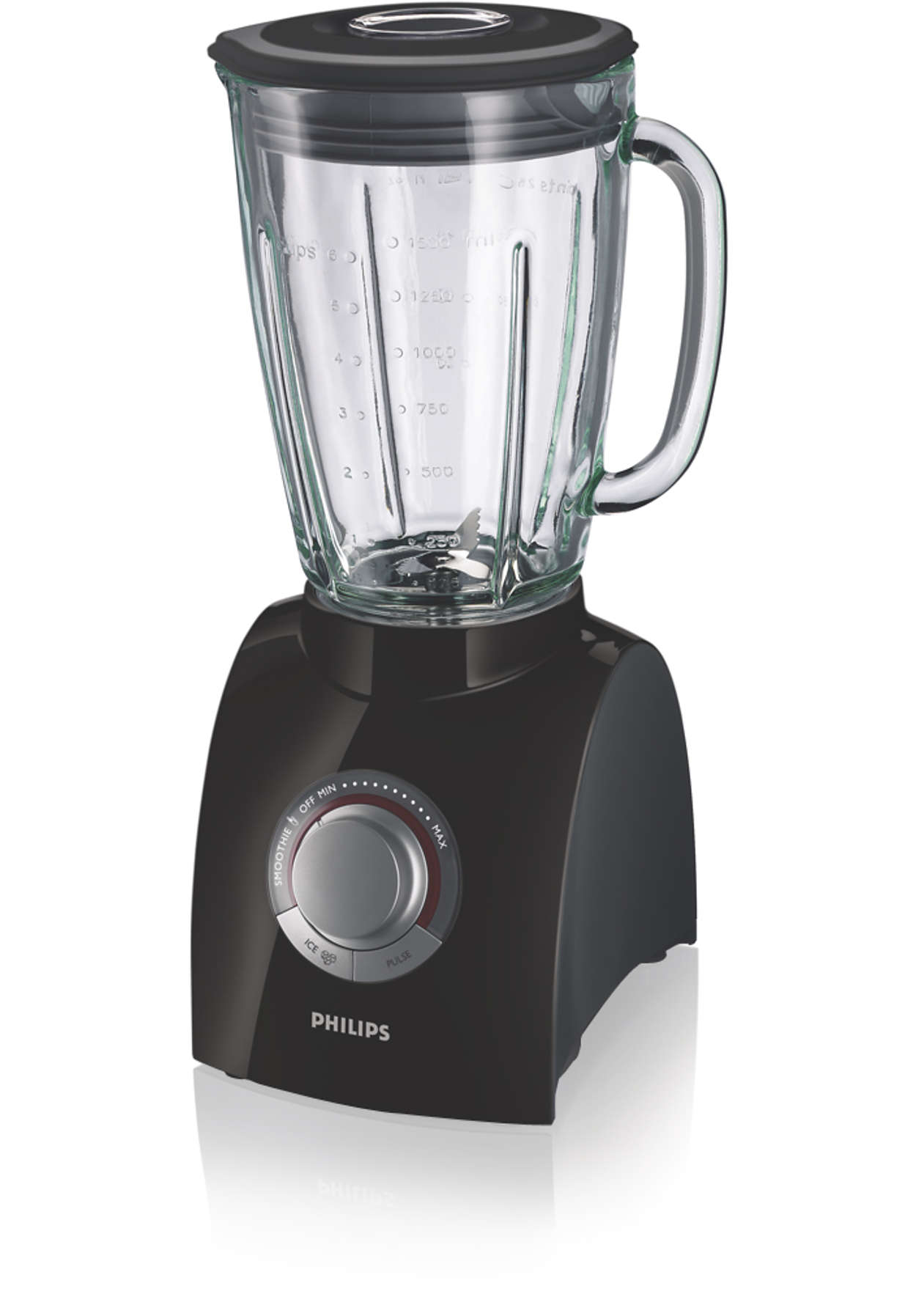 Pure Essentials Collection Standmixer HR2084/90 | Philips