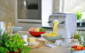 Avance Collection Pasta maker - Con 4 trafile, pesatura autom.