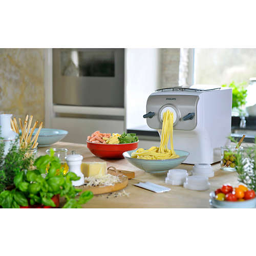 Avance Collection Pasta maker - Con 4 trafile, pesatura autom.