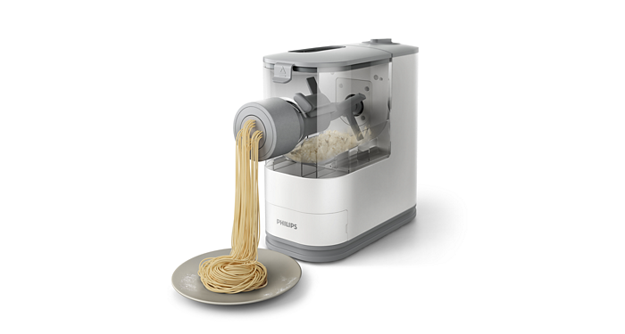 White Pasta and noodle maker