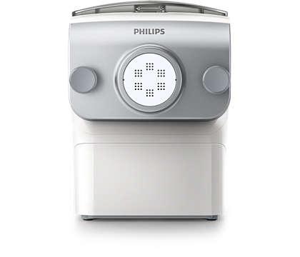 Profitez d'options infinies de pâtes fraîches en moins de 10min.