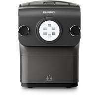 Pastamachine — geïntegreerde weegschaal, 200 W, pastamachine