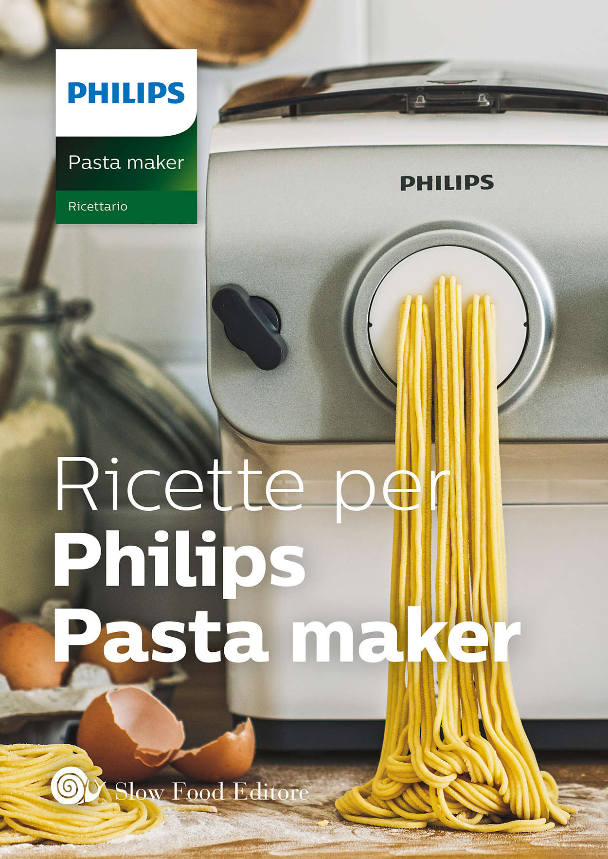 Ricette per Philips Pasta maker