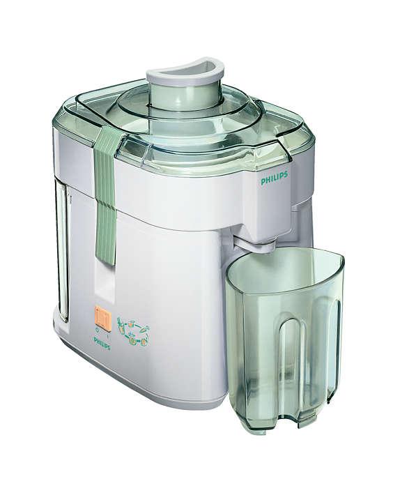 Лесно домашно приготвяне на сок