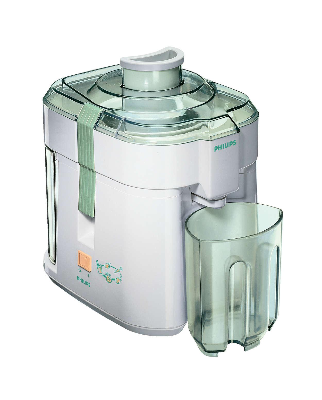 Hemmagjord juice på ett enkelt sätt