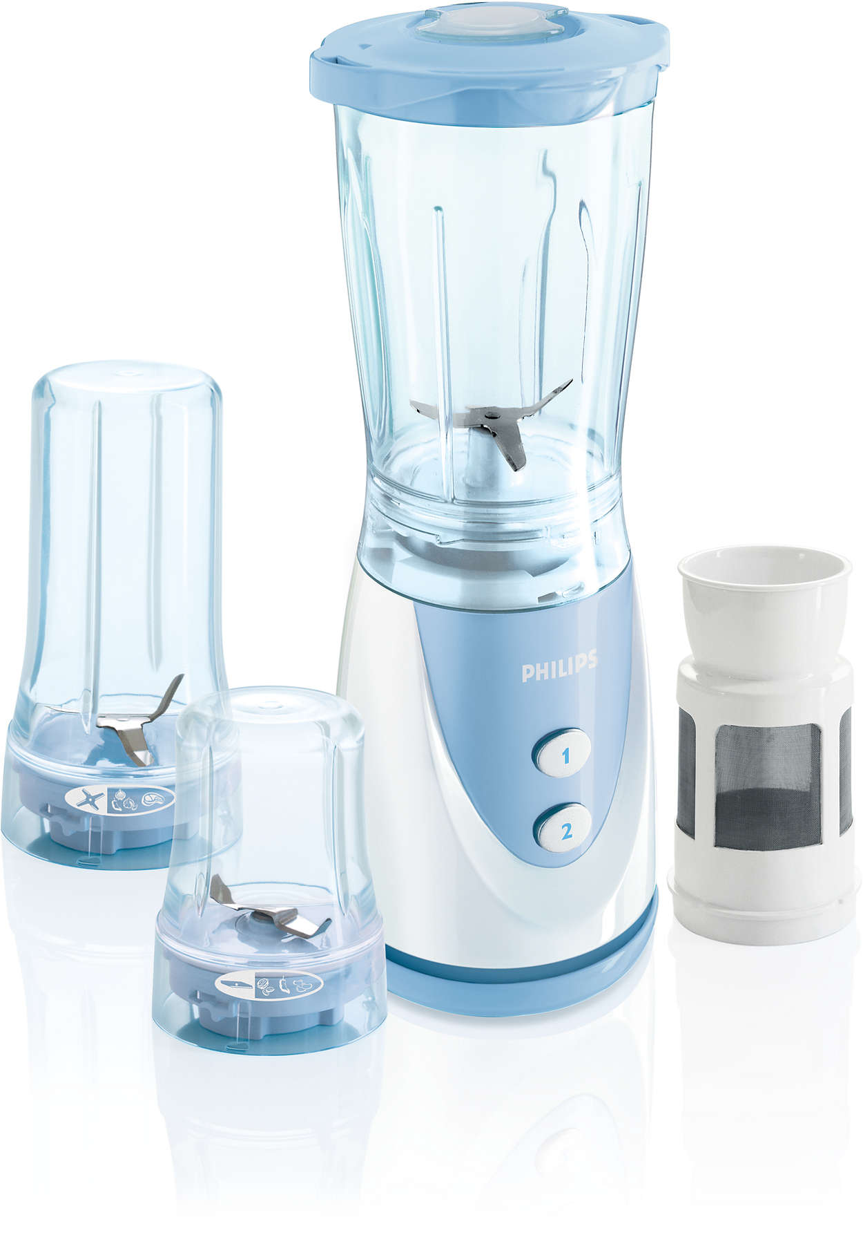 Mini Blender Hr2870 00 Philips Mixer