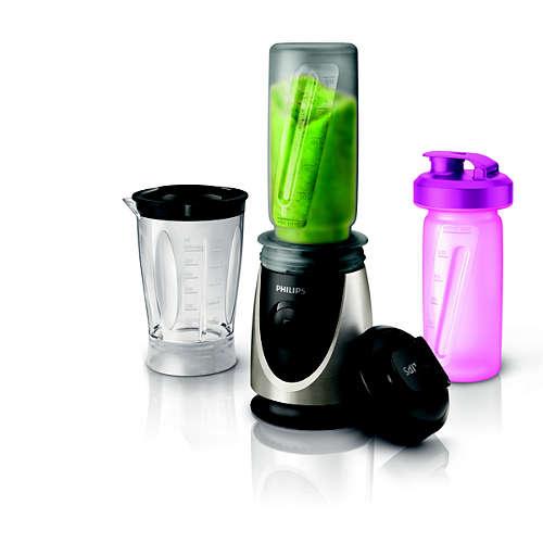 Kompaktní smoothie mixér
