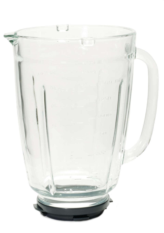 Glasbecher für Ihren Standmixer