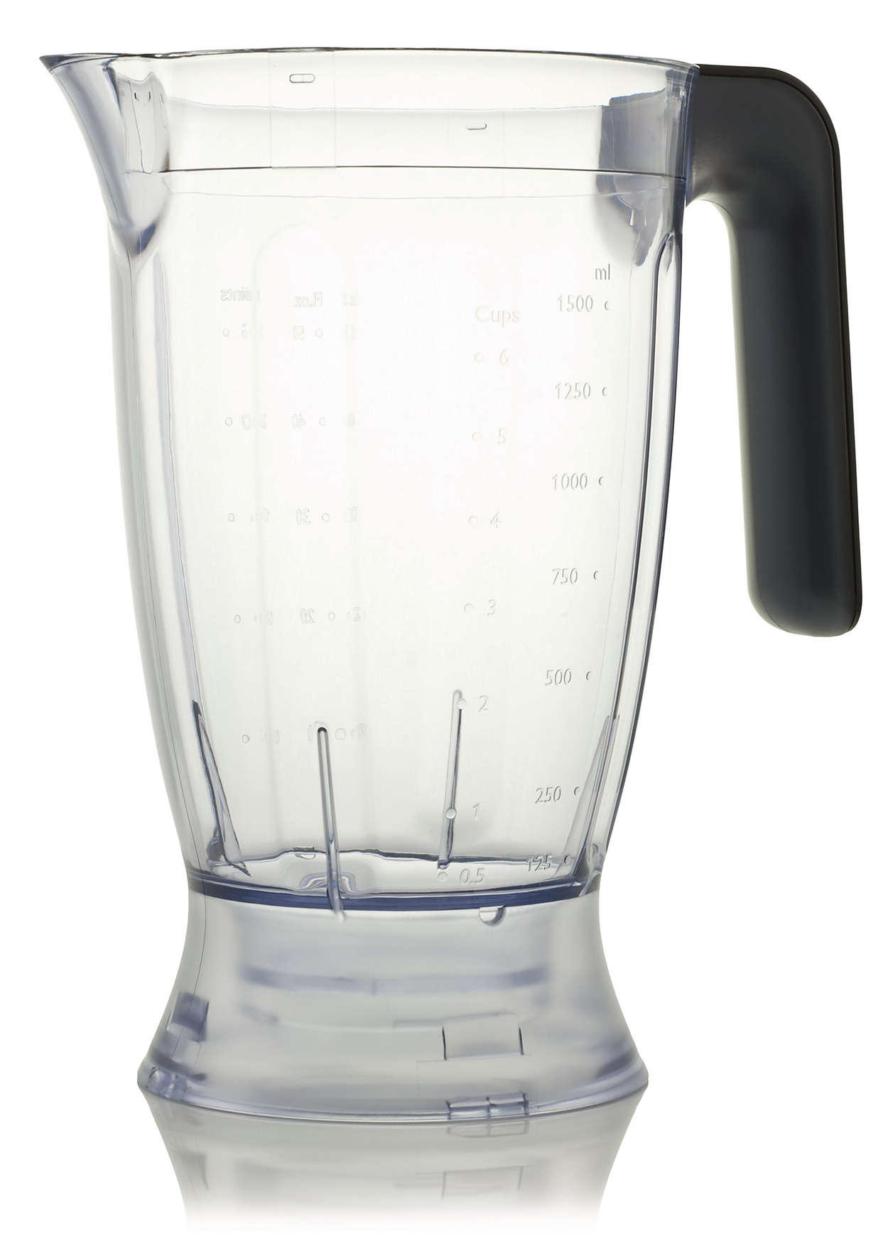 Vaso de la batidora para el robot de cocina