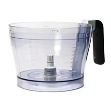 HR3921/01  Food processor bowl