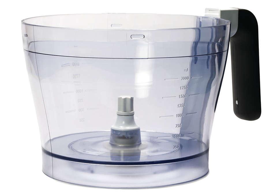Pièce indispensable de votre robot de cuisine