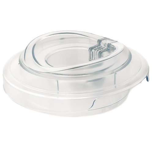 Lid for chopping bowl