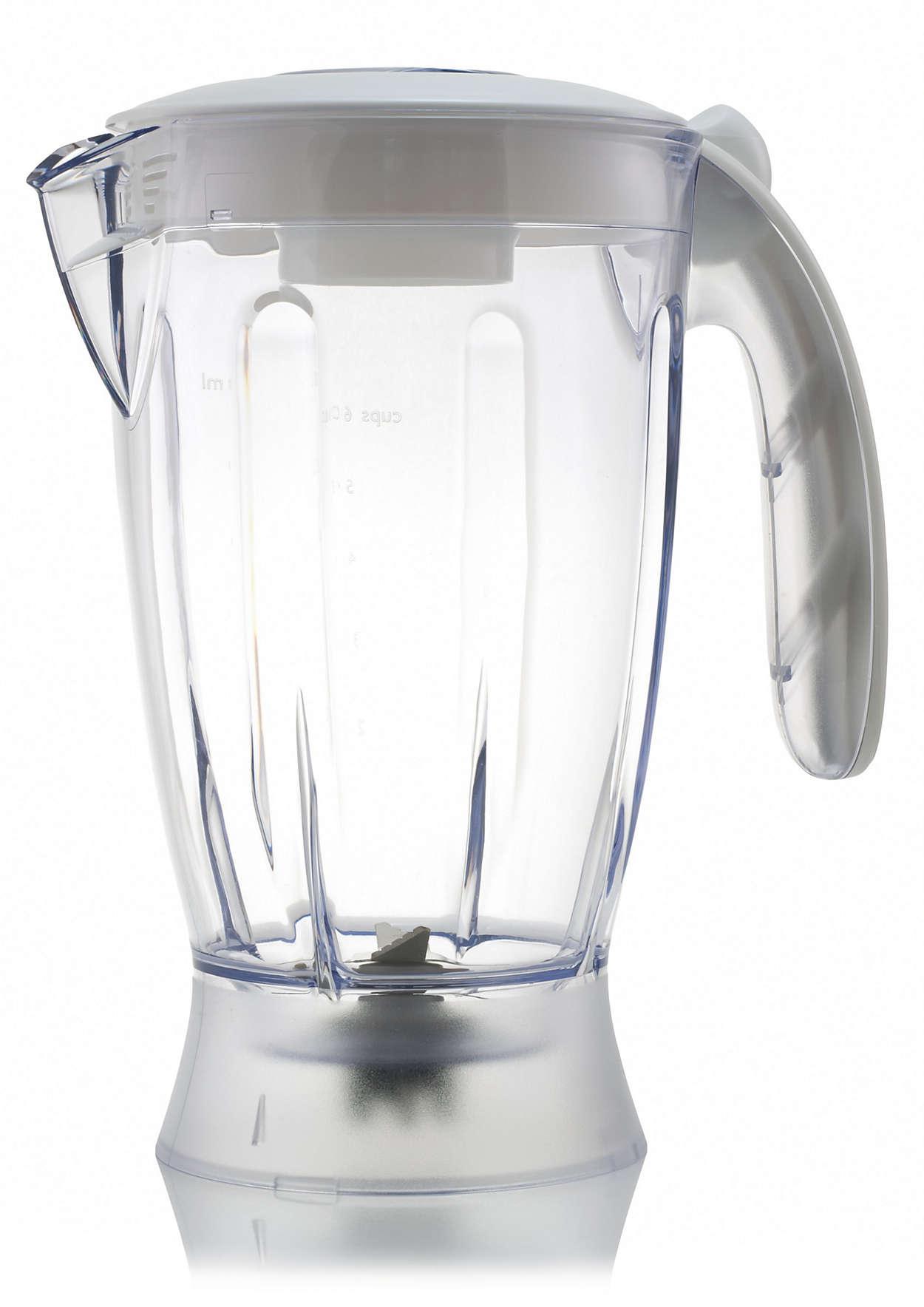 Bol blender pour votre robot de cuisine