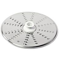 Disco per grattuggiare finemente del robot da cucina