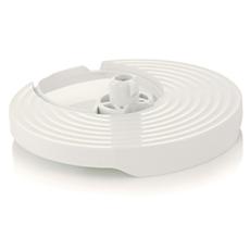 HR3946/01  Houder voor keukenmachine-inzetstukken