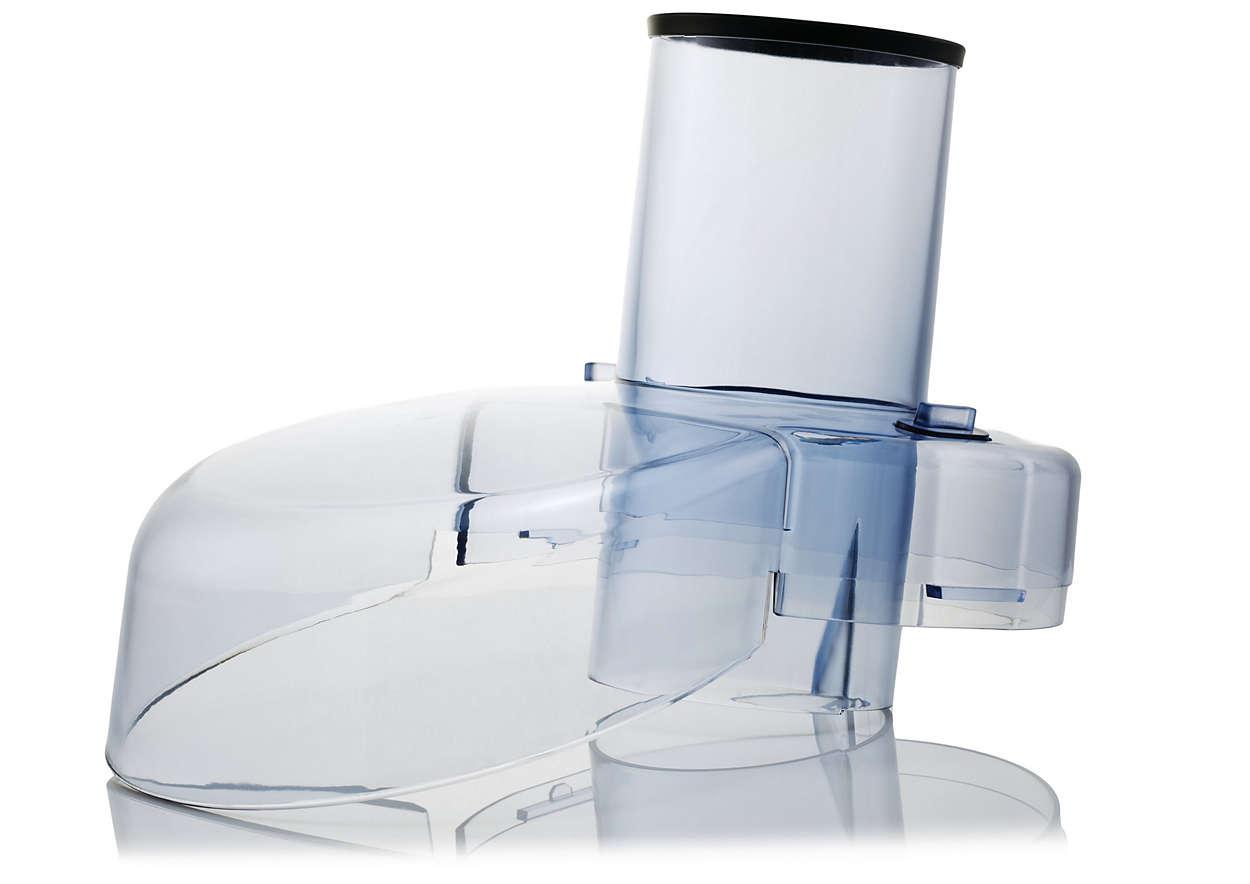 Pour recouvrir votre centrifugeuse