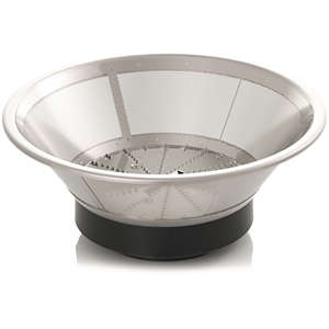 Aluminium Collection Juicer Sieve