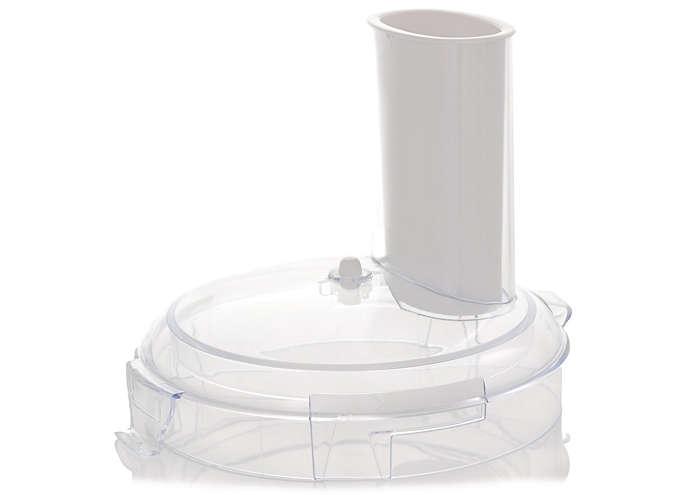 Крышка для чаши кухонного комбайна
