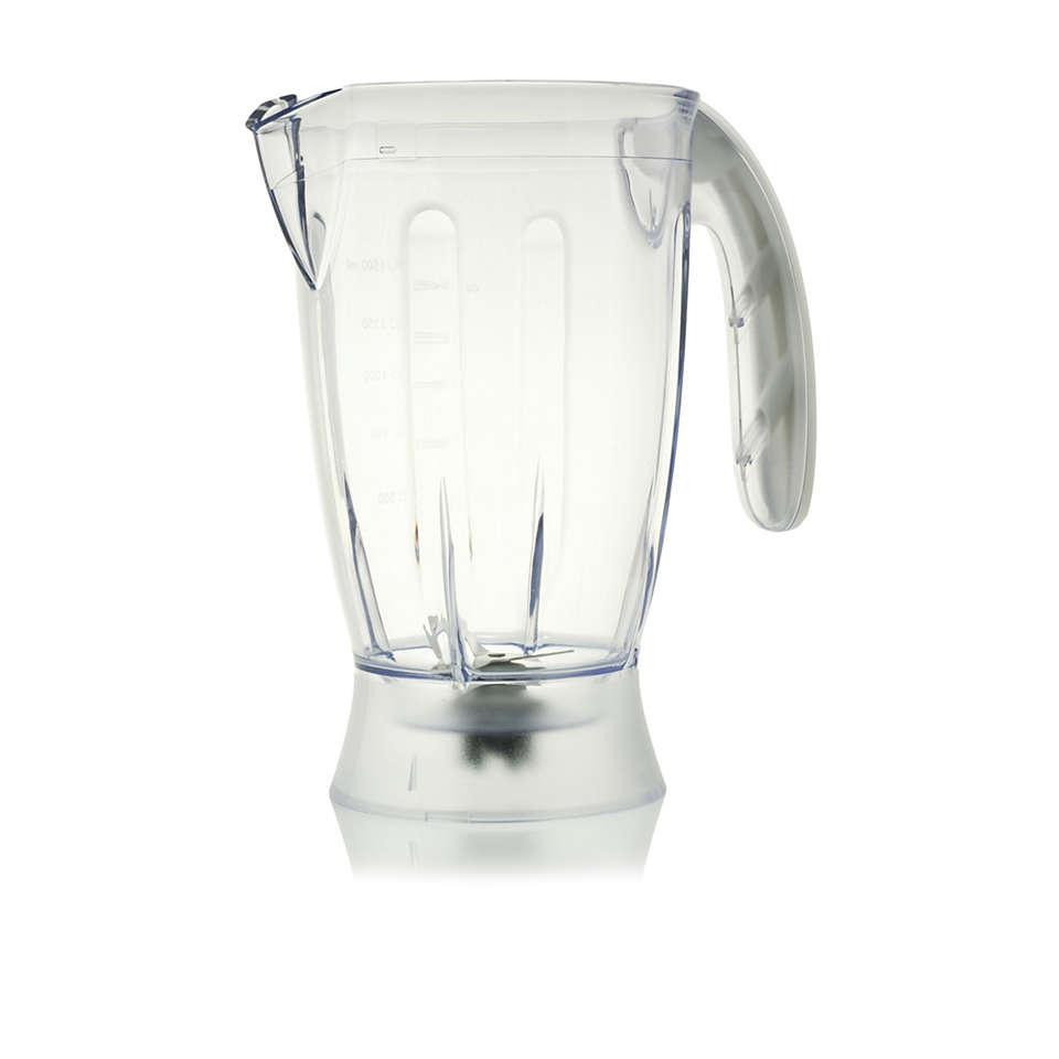 Blender beaker for your food processor