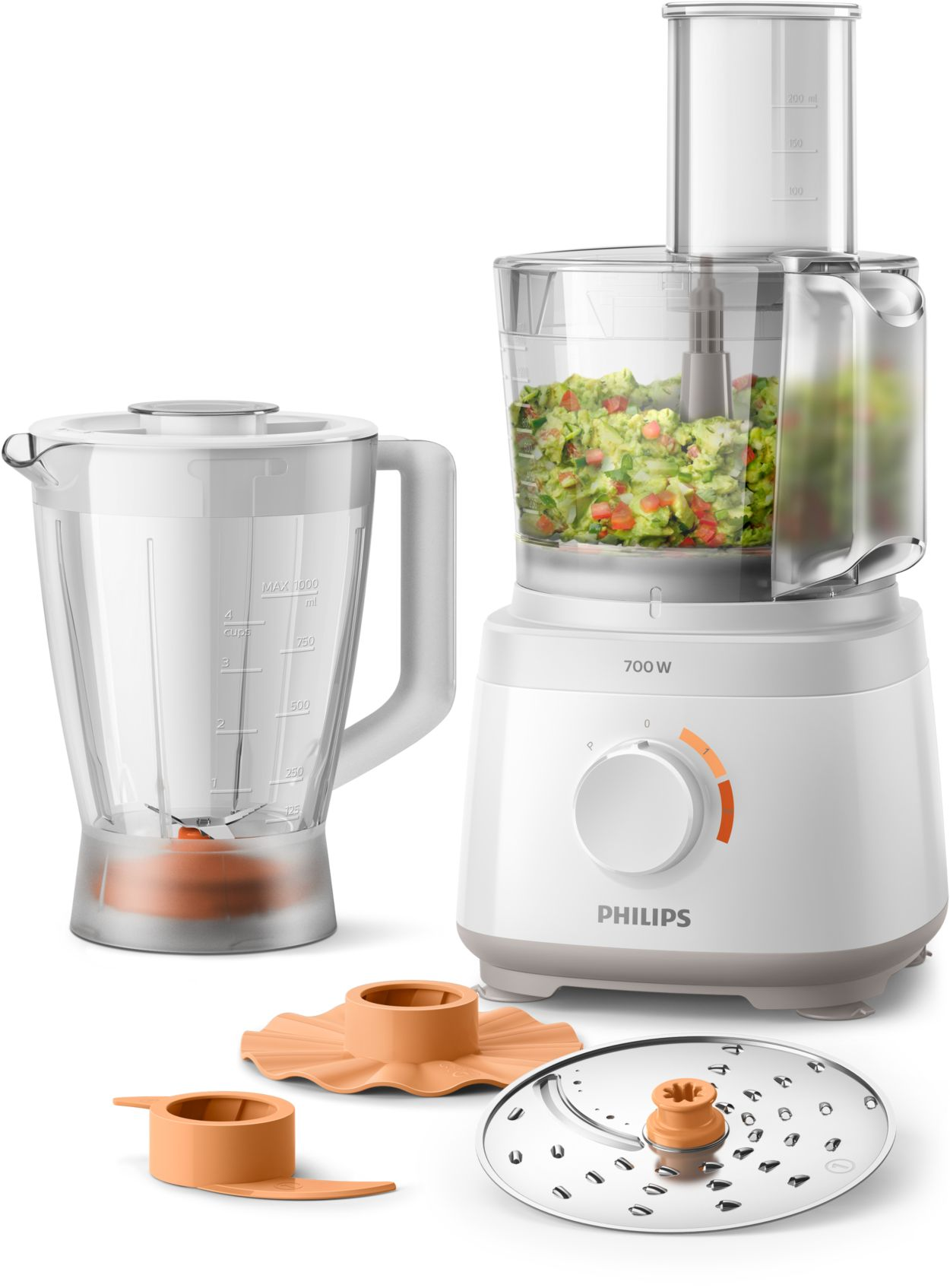 Image result for Philips Daily Collection Food Processor HR7320/0083525