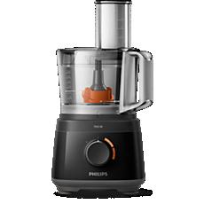 HR7320/10 Daily Collection Robot de cozinha compacto