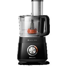 HR7510/10 Viva Collection Compacte keukenmachine