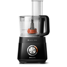 HR7510/11 Viva Collection Compact Food Processor