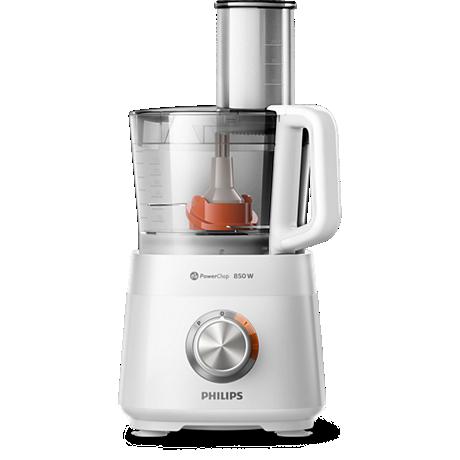 Robot de bucătărie compact HR7520/00