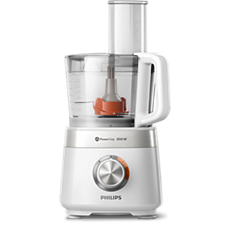 HR7530/01 Viva Collection Compact Food Processor