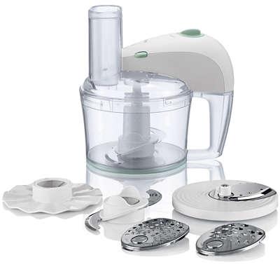 robot de cuisine hr7605 10 philips