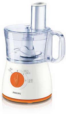 daily collection robot de cuisine hr7620 70 philips