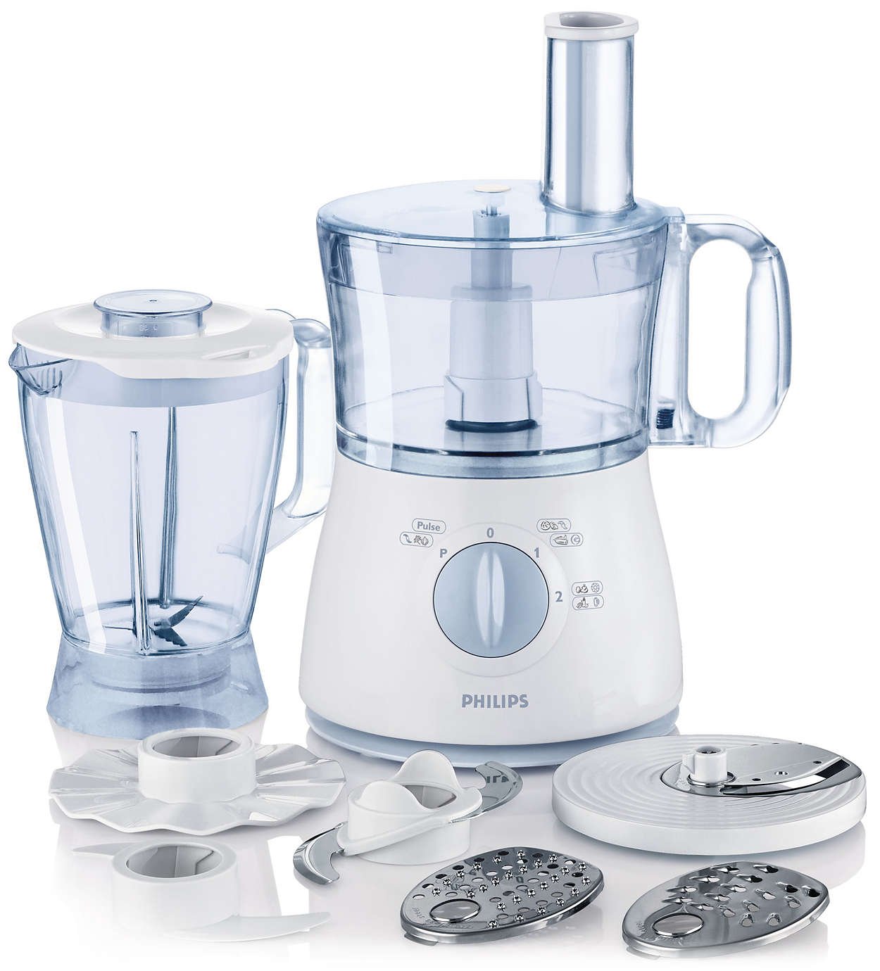Food Processor Philips Hr
