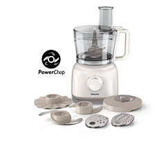 HR7627/01 Daily Collection Food processor