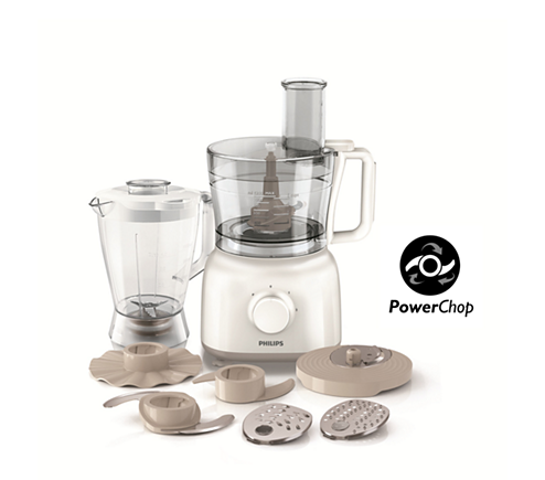 Hr762800 philips philips daily collection food processor hr762800 650 w compact 2 in 1 setup 21 l bowl accessories for 25 functions forumfinder Images